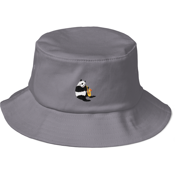Panda Bucket Hat For Women | Funny Bear Lover Gift Cap | The Jazzy Panda