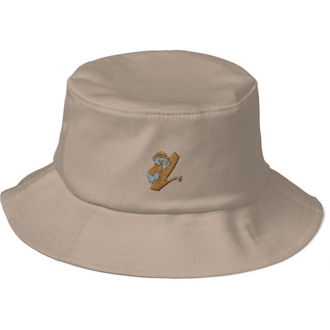 Koala Bear Bucket Hat For Women | Funny Animal Cap | The Jazzy Panda