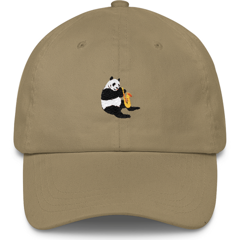 Panda Baseball Cap For Men | Funny Bear Lover Gift Dad Hat | The Jazzy Panda