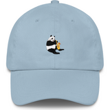 Panda Baseball Cap For Women | Funny Bear Lover Gift Dad Hat | The Jazzy Panda