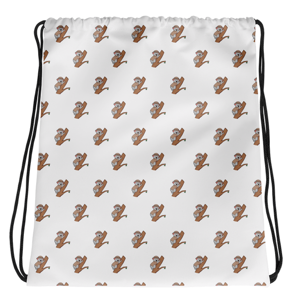 Koala Bear Drawstring | Funny Animal Bag | The Jazzy Panda