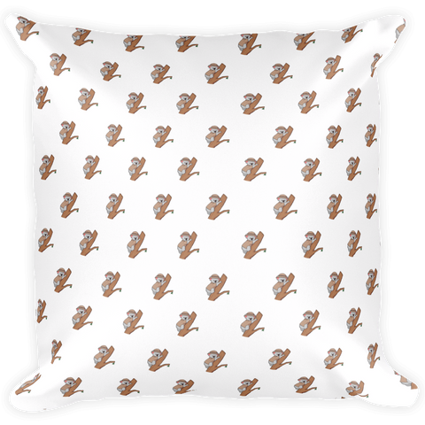 Koala Bear All-Over Pillow | Funny Animal Cushion | The Jazzy Panda