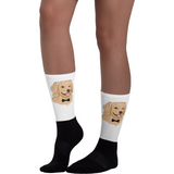 Golden Retriever Socks For Men | Funny Dog Sock | The Jazzy Pa