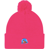 Corgi Beanie Hat For Women | Funny Pembroke Welsh Dog Cap | The Jazzy Panda