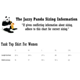 Koala Bear Tank Top Shirt For Women | Funny Animal Tee | The Jazzy Panda