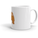 Chow Chow Mug | Funny Dog Lover Cup | The Jazzy Panda