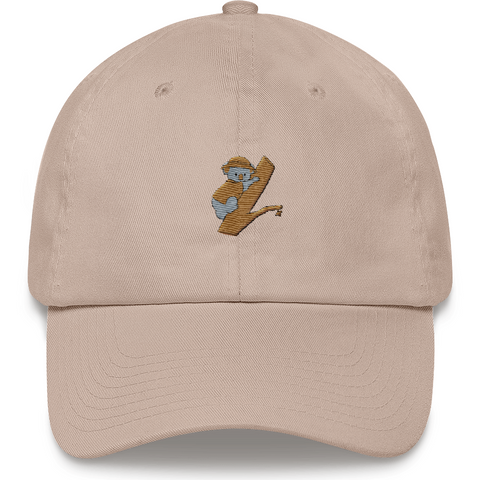 Koala Bear Baseball Cap For Men | Funny Animal Dad Hat | The Jazzy Panda