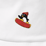 Penguin Bucket Hat For Men | Funny Zoo Animal Cap | The Jazzy Panda