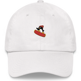 Penguin Baseball Cap For Women | Funny Zoo Animal Dad Hat | The Jazzy Panda