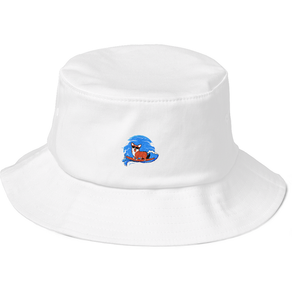 Corgi Bucket Hat For Women | Funny Pembroke Welsh Dog Cap | The Jazzy Panda