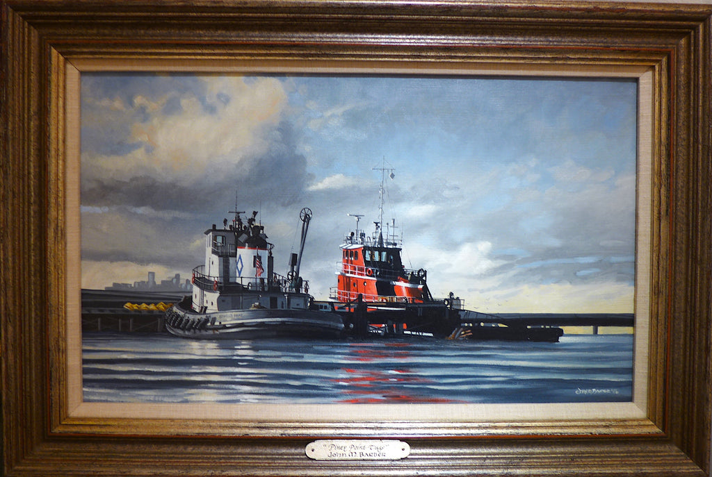 PINEY POINT TUGBOATS