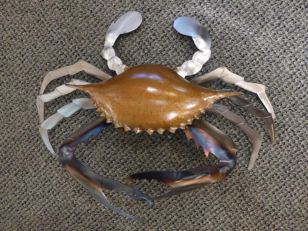 LARGE STEEL CRAB