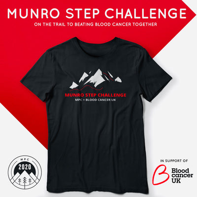 *Limited Edition* Munro Step Challenge Shirt