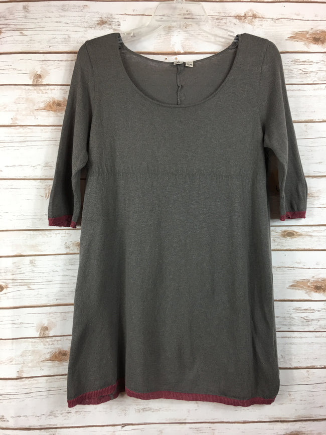 LELE Brown Tunic Sweat (S/M) - The Paper Chandelier