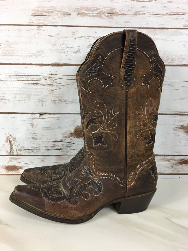 JB DILLON Cowboy Boots (10) - The Paper Chandelier
