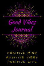 Good Vibes Journal - Signed Copy