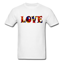 Ikembe Love Men's T-Shirt - white