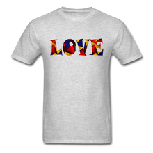 Ikembe Love Men's T-Shirt - heather gray