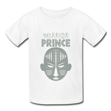Warrior Prince Youth T-Shirt - white