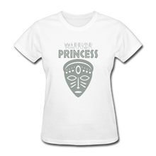 Warrior Princess Women's T-Shirt - white