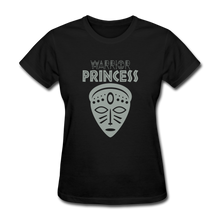 Warrior Princess Women's T-Shirt - black