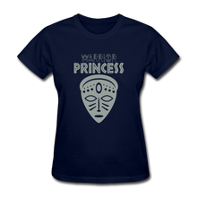 Warrior Princess Women's T-Shirt - navy