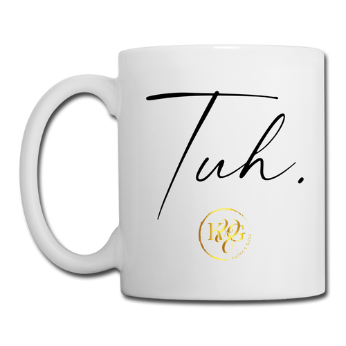 Tuh Coffee/Tea Mug 2 - white