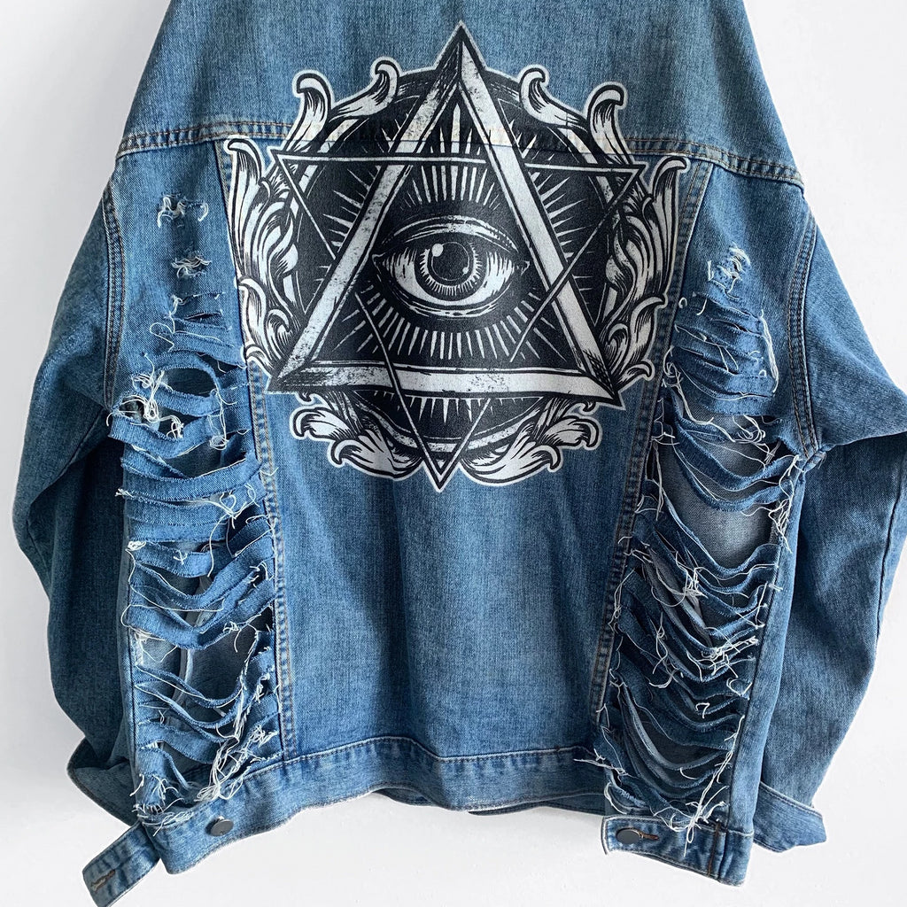 All Seeing Eye Jacket