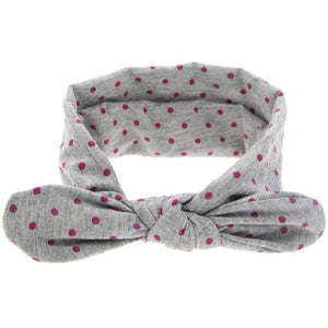 Retro Polka-dot Headband - Lil and Cole