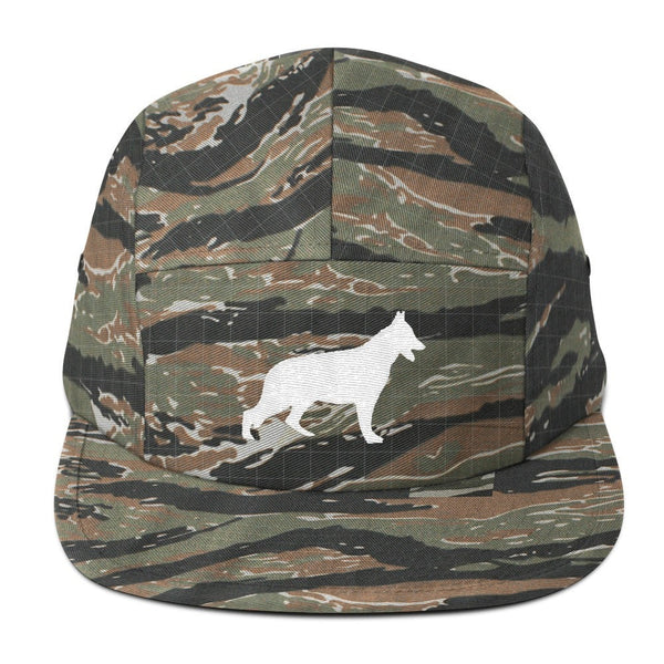 Five Panel Cap - German Shepherd Life - Love German Shepherds? Grab this!