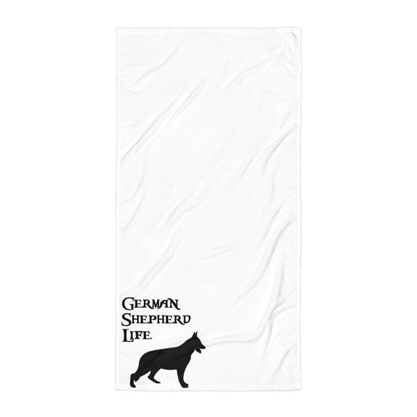 Beach Blanket - German Shepherd Life - Love German Shepherds? Grab this!