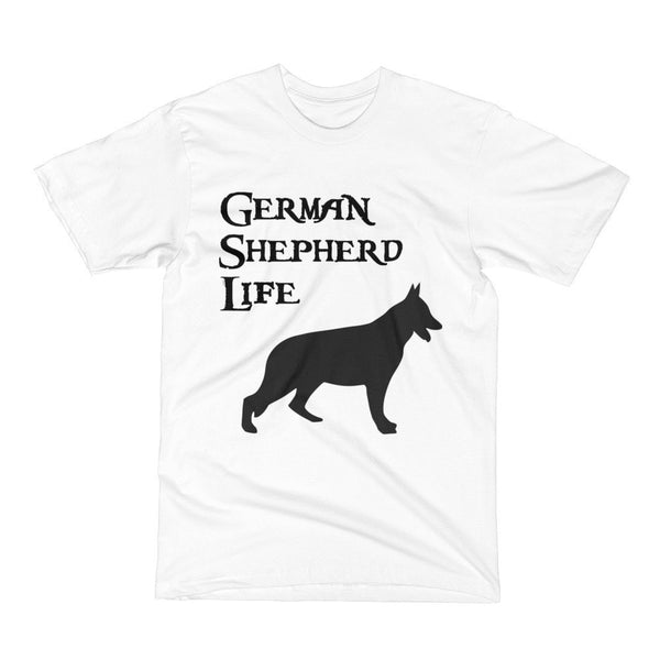 German Shepherd Life - T-shirt - German Shepherd Life - Love German Shepherds? Grab this!
