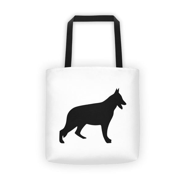 Tote bag - German Shepherd Life - Love German Shepherds? Grab this!