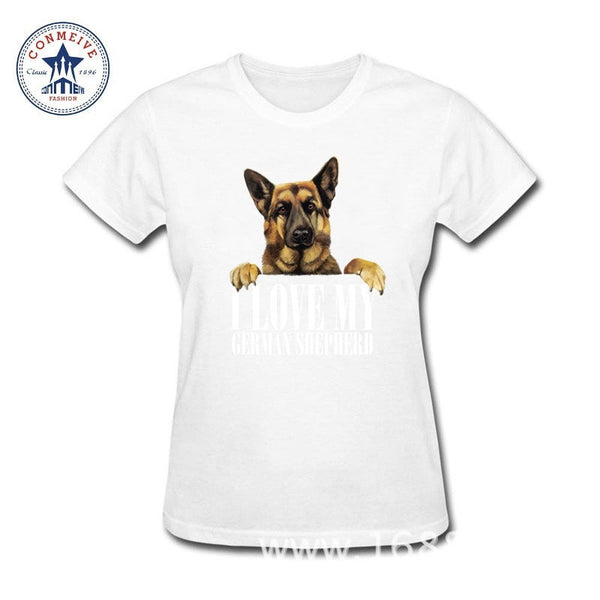 Youth - I love my german shepherd - German Shepherd Life - Love German Shepherds? Grab this!