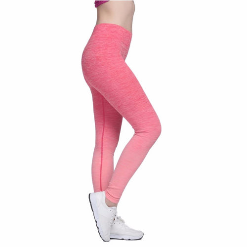 Women's Elevate Leggings - Pink