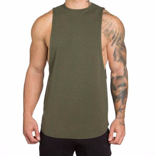 Cotton Gym Tank