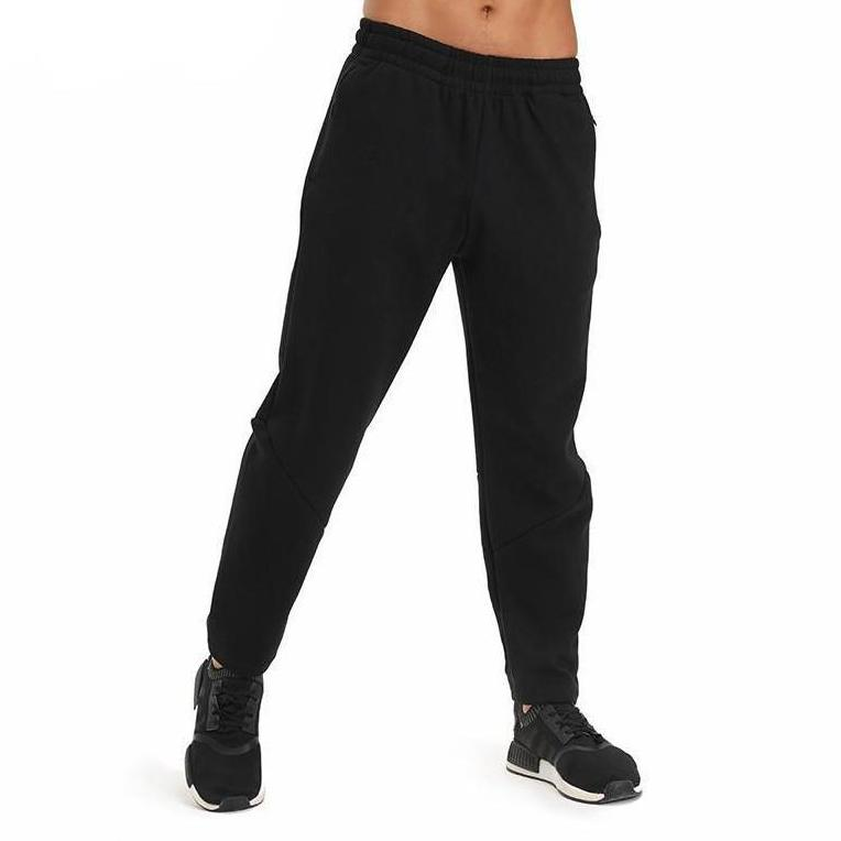 Elastic Cotton Joggers