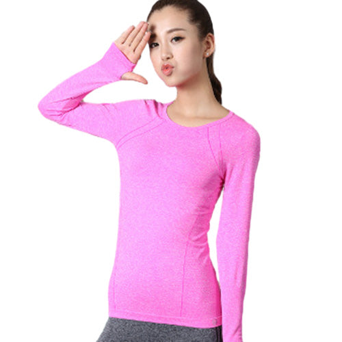 Casual Workout Long Sleeve