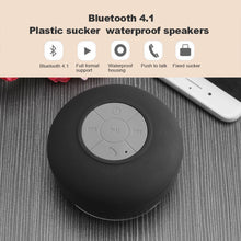 Waterproof Speaker with Bluetooth