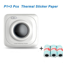 Portable 58mm Mini Bluetooth Printer