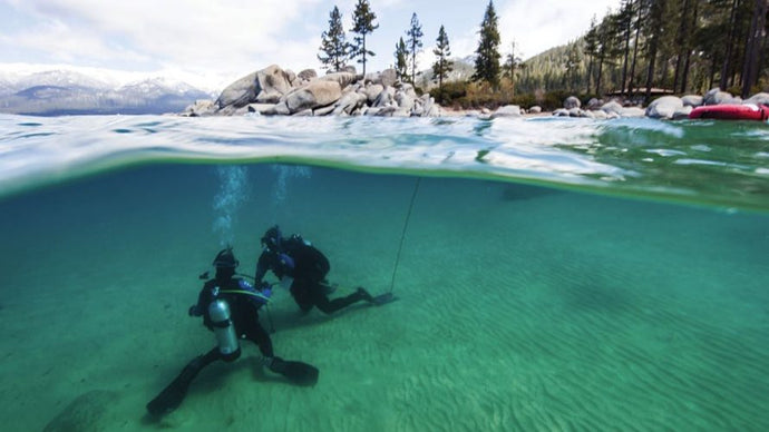 Lake Tahoe Trip at D.L. Bliss SP/Altitude Specialty Course July 2020