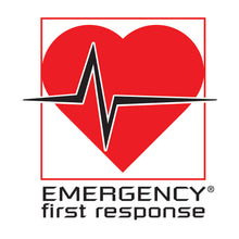 EFR Primary and Secondary Care (CPR/First Aid) and AED, O2