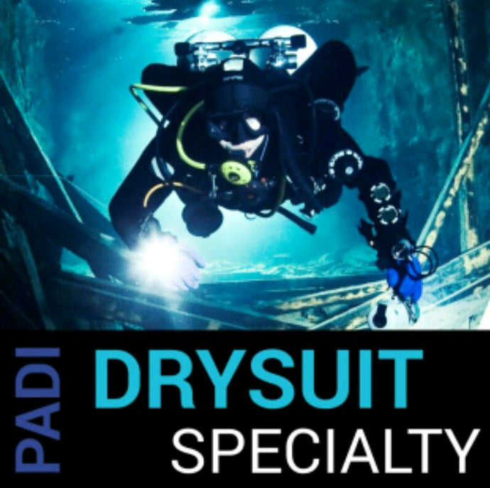 Padi Drysuit Specialty Course