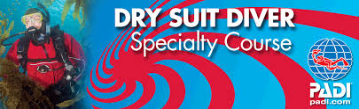 Drysuit Specialty Course Complete - Open Water Course Add On