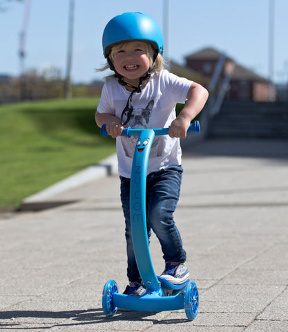 Zycom Zipster 3 Wheel Scooter for Kids With Light Up Wheels