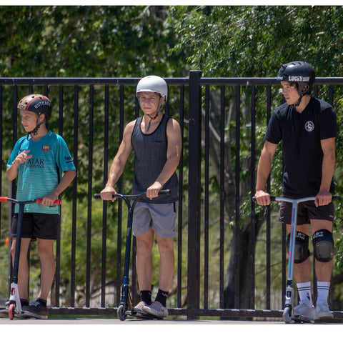 Lucky Pro Scooter Team Riders