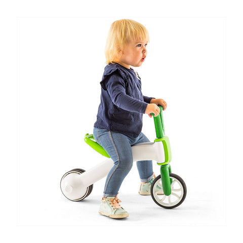 Chillafish Bunzi Gradual Balance Bike in 2 wheel balance bike mode