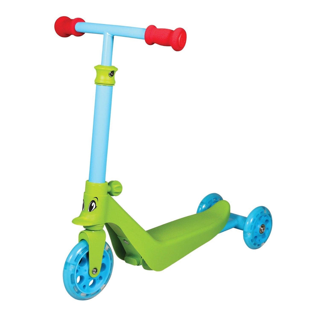 Pumpanickel Sports Shop Buy Zycom Singapore. Zykster Kids Scooter & Balance Trike Lime for Boys Age 15 months to 30 months
