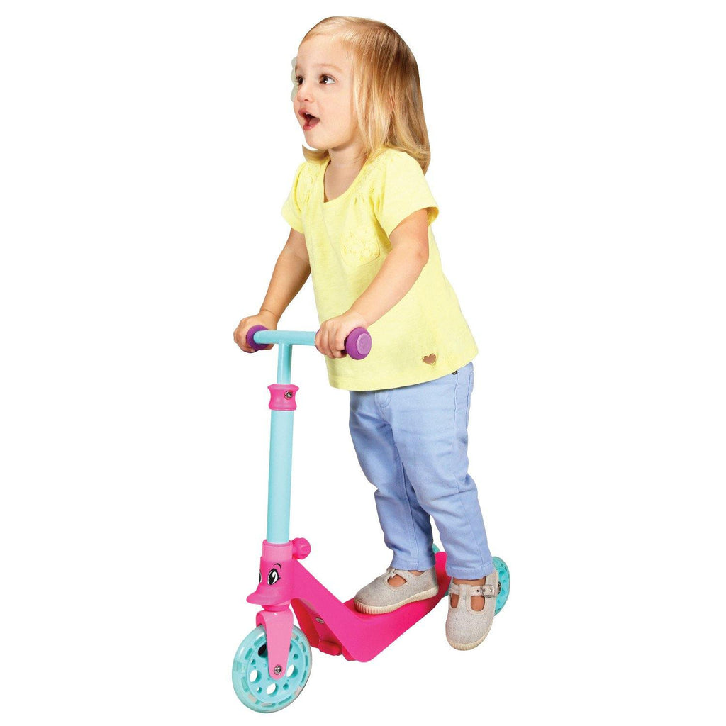 Pumpanickel Sports Shop Buy Zycom Singapore. Zykster Kids Scooter & Balance Trike Pink for Girls Age 15 months to 30 months