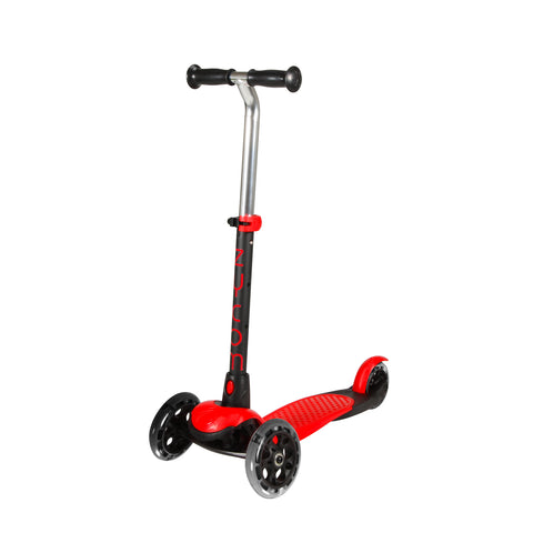Zycom Zing Scooter with Light Up Wheels - Red/Black